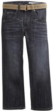 Lee Boys 4-7x Dungarees Slim-Fit Belted Jeans
