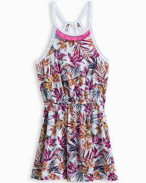 Splendid Girl Allover Print Dress