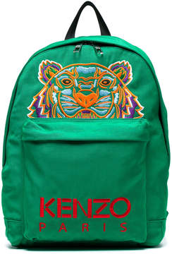 Kenzo neoprene tiger backpack