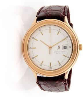 Audemars Piguet 18K Rose Gold Dress Watch