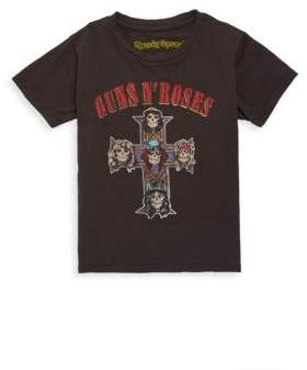 Rowdy Sprout Toddler's, Little Boy's & Boy's Guns 'n Roses Tee