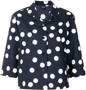 Aspesi polka dot shirt