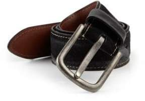 Saks Fifth Avenue COLLECTION Torino Suede Belt