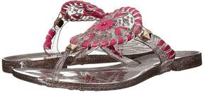 Jack Rogers Miss Sparkle Georgica Jelly Women's Sandals