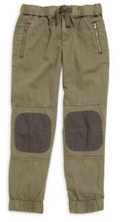 Stella McCartney Toddler's, Little Boy's & Boy's Knee Patch Cotton Trousers