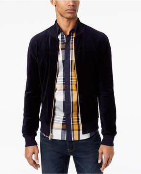 Sean John Men's Velour Jacket, Created for Macy's