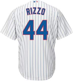 Majestic Big & Tall Chicago Cubs Anthony Rizzo Cool Base Replica Jersey