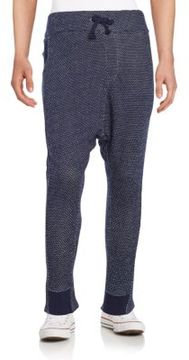 Mostly Heard Rarely Seen Dotted Knit Harem Trousers