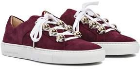 Carven Suede Germain Sneakers