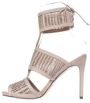 Call it SPRING Womens Forcey Open Toe Special Occasion Ankle Strap Sandals.