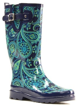 Western Chief Wild Paisley Rain Boot