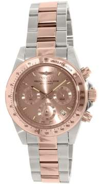 Invicta Speedway 6933 Gold Dial Watch