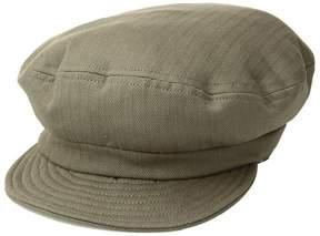 Brixton Fiddler Unstructured Cap Caps