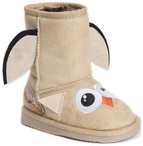 Muk Luks Uno the Owl Boot (Kids Toddler)