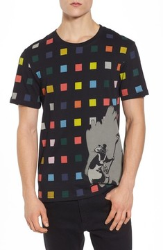 Eleven Paris Men's Elevenparis Squares T-Shirt