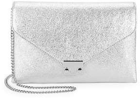 Loeffler Randall Women's Mini Rider Metallic Crossbody Bag