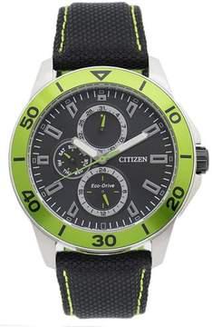 Citizen AP4030-06E Men's Eco-Drive Metropolitan Watch