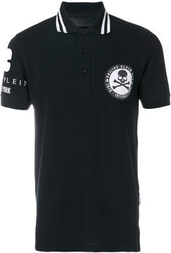 Philipp Plein Side polo shirt
