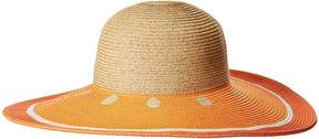 San Diego Hat Company UBL6803 Ultrabraid Sun Brim Fruit Caps