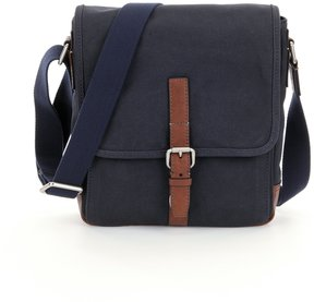 Fossil Davis Canvas Small Tablet Messenger Bag