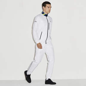 Lacoste Men's Sport Piping And Colorblock Tennis Tracksuit