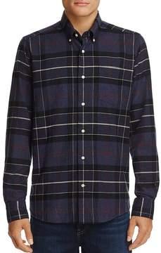 Barbour Lustleigh Flannel Button-Down Regular Fit Shirt