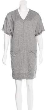 Steven Alan Short Sleeve Mini Dress