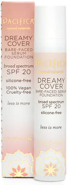 Pacifica Dreamy Cover Foundation, Medium/Tan by 1oz Foundation)
