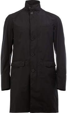 Herno buttoned mid-length coat