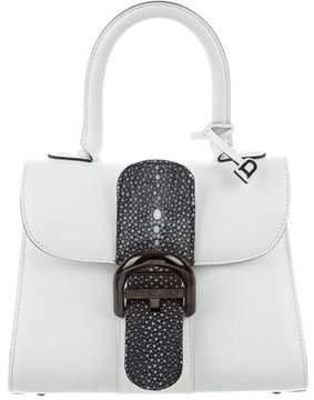 Delvaux Stingray Brillant Mini Handle Bag