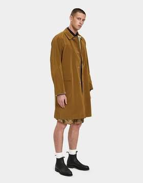 Dries Van Noten Reversible Coat in Bronze