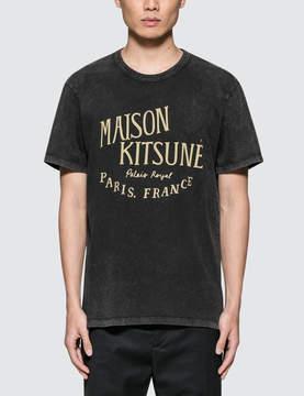 MAISON KITSUNÉ Palais Royal S/S T-shirt