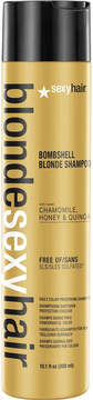 Sexy Hair Blonde Bombshell Blonde Shampoo Daily Color Preserving Shampoo