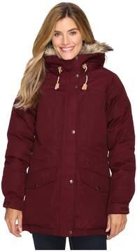 Fjallraven Singi Down Jacket Women's Coat