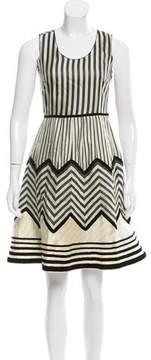 Mulberry Sleeveless Silk Dress