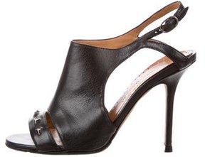 Alexa Wagner Spike Glove Sandals