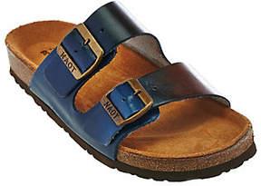 Naot Footwear Hand Painted Leather Sandals - SantaBarbara