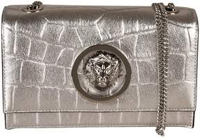 Versace Versus Logo Plaque Shoulder Bag