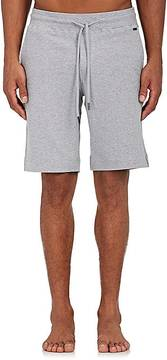 Hanro Men's Living Stretch-Cotton Shorts
