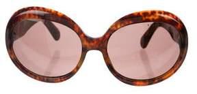 Ralph Lauren Tortoiseshell Round Eyeglasses