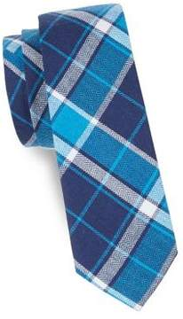 Lord & Taylor Boy's Contrast Plaid Tie