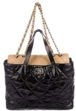 Chanel Quilted Portobello Shoulder Bag
