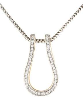 Di Modolo Fiama Diamond Pendant
