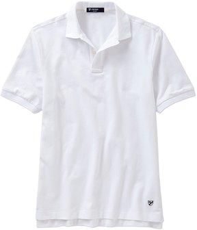 Daniel Cremieux Short-Sleeve Favorite Solid Pique Polo Shirt