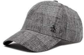 Original Penguin Textured Baseball Cap
