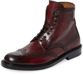 Antonio Maurizi Men's Wingtip Chukka Boot