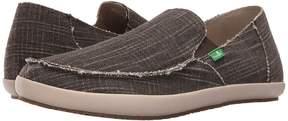 Sanuk Rounder Hobo Slub Men's Slip on Shoes
