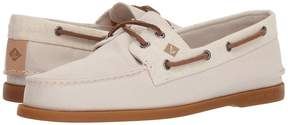 Sperry A/O 2-Eye Chambray Men's Lace up casual Shoes