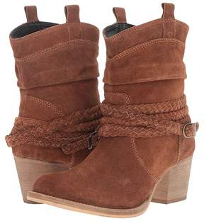 Dingo Twisted Sister Women's Dress Pull-on Boots