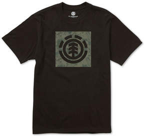 Element Men's Logo Block T-Shirt